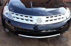 Used black 2006 Nissan Murano automatic for sale at price ₦1,900,000