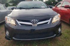 Toyota Corolla 2011 Black color for sale