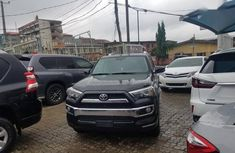 Sell used black 2014 Toyota 4-Runner suv automatic at cheap price