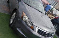 Need to sell cheap used 2008 Honda Accord sedan in Lagos