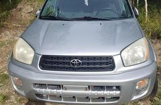 Sell high quality 2003 Toyota RAV4 automatic in Lagos