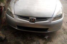 Sell grey 2005 Honda Accord sedan automatic in Lagos