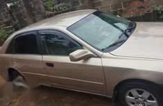 Sell gold 2002 Toyota Avalon automatic at cheap price
