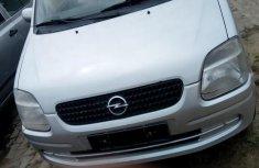 Sell grey 2003 Opel Agila manual at price ₦850,000 in Lagos