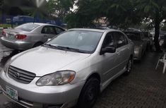 Need to sell used 2003 Toyota Corolla automatic at cheap price