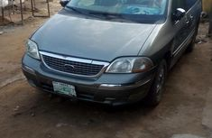 Sell grey 2002 Ford Windstar manual at price ₦460,000