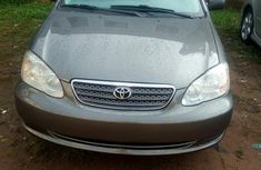 2005 Toyota Corolla automatic at mileage 125,727 for sale in Owerri