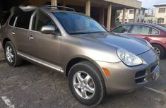 Sell high quality 2005 Porsche Cayenne in Lagos