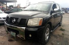 Sell grey 2007 Nissan Armada automatic at price ₦3,500,000 in Aba