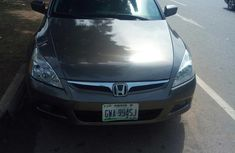 Honda Accord Sedan LX SE Automatic 2007 Gray for sale