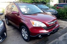 Well maintained 2008 Honda CR-V suv for sale at price ₦2,800,000