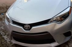 Sell grey 2016 Toyota Corolla in Lagos at cheap price