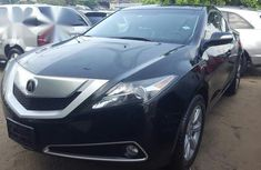 Sell well kept black 2012 Acura MDX automatic at price ₦12,500,000