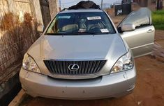 Lexus RX 330 AWD 2006 Green color for sale