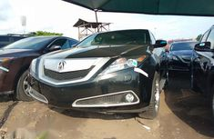 Used 2011 Acura ZDX car at attractive price in Lagos