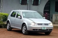 Sell high quality 2000 Volkswagen Golf manual