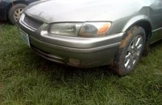 Sell grey 2000 Toyota Camry automatic at mileage 1,066 in Uyo