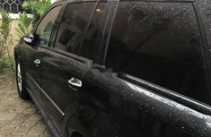 Selling black 2008 Mercedes-Benz GL-Class automatic at price ₦3,700,000