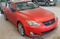2007 Lexus IS automatic for sale