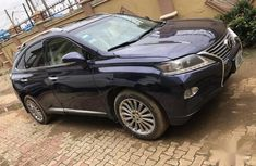 Sell well kept 2014 Lexus RX at price ₦4,500,000 in Lagos