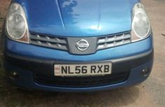 Sell used blue 2007 Nissan Note hatchback manual in Ibadan