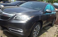 Used 2014 Acura MDX car automatic at attractive price in Lagos