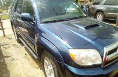 Need to sell cheap used blue 2007 Toyota 4-Runner automatic