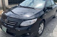 Selling 2008 Toyota Corolla automatic in good condition