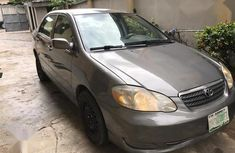 Used 2006 Toyota Corolla sedan automatic for sale at price ₦1,240,000