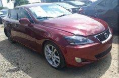 Used 2007 Lexus IS sedan automatic car at attractive price