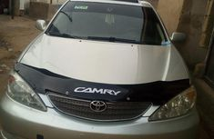 Clean used grey 2003 Toyota Camry sedan automatic for sale in Gusau