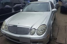 Sell well kept grey 2004 Mercedes-Benz E320 sedan in Lagos