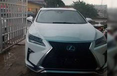 2018 Lexus RX automatic at mileage 589 for sale in Ikeja