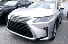 Sell well kept 2016 Lexus RX automatic in Lagos
