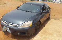 Used grey/silver 2007 Honda Accord car automatic at attractive price