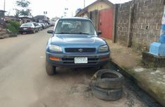 Need to sell cheap used 1999 Toyota RAV4 automatic in Port Harcourt