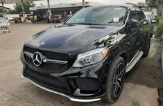 Well maintained black 2017 Mercedes-Benz GLE at mileage 0 for sale