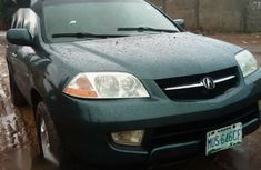 Sell used green 2004 Acura MDX automatic at price ₦880,000