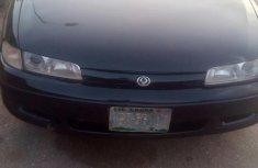 Sell cheap black 1998 Mazda 626 wagon / estate manual