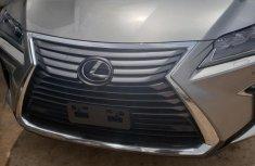 Lexus RX 2018 350L AWD Gray color for sale