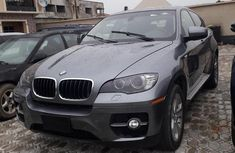 Used grey  2008 BMW X6 automatic for sale