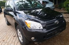 Well maintained black 2009 Toyota RAV4 automatic for sale at price ₦2,150,000