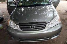 2003 Toyota Corolla automatic at mileage 75,142 for sale