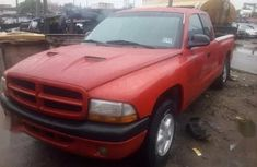 Sell red 2001 Dodge Dakota in Lagos at cheap price