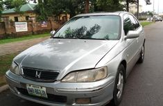 Honda Accord 2000 Silver color for sale