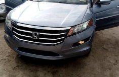 Sell grey 2012 Honda Accord CrossTour in Lagos at cheap price
