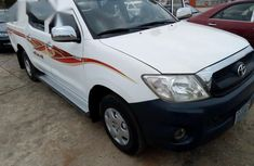 Toyota Hilux 2008 White color for sale