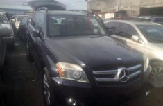 Need to sell high quality black 2011 Mercedes-Benz GLK-Class suv automatic in Lagos
