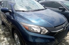 Very sharp neat used 2016 Honda HR-V automatic for sale in Lagos