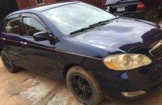 Neatly used Toyota Corolla